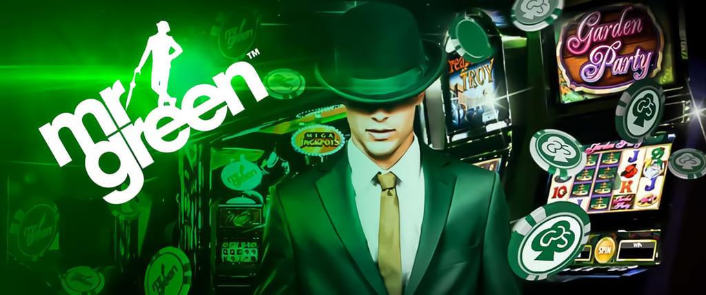 Mr Green ger mer spel för pengarna